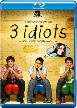 3 Idiots 2009 m720p BluRay x264-BiRD