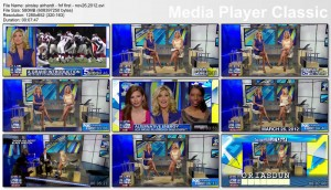 AINSLEY EARHARDT - fox and friends first - (March 26, 2012)