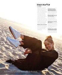 Zoey Deutch: Nylon Magazine - May 2012 (1 HQ Scan)
