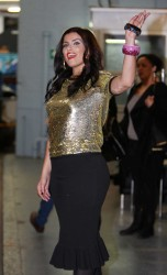 Nelly Furtado Outside the ITV Studios 16th May x13