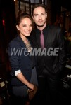 Kristin Kreuk - TheCW Upfront 2012 and AFTER PARTY