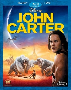 Download John Carter (2012) BluRay 720p 900MB Ganool