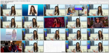 Victoria Justice ClevverTv Interview 16th May 2012 1080p