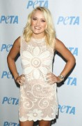 Emily Osment - PETA's Stand Up For Animals Benefit in West Hollywood, June 13, 2012