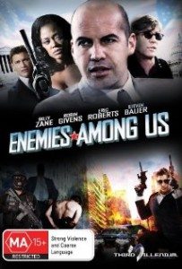 Download Enemies Among Us (2010) BluRay 720p 600MB Ganool
