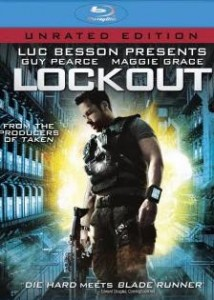 Download Lockout (2012) UNRATED BluRay 1080p 5.1CH x264 Ganool