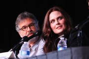 Emily Deschanel  - Bones event at San Diego Comic-Con 07/13/12